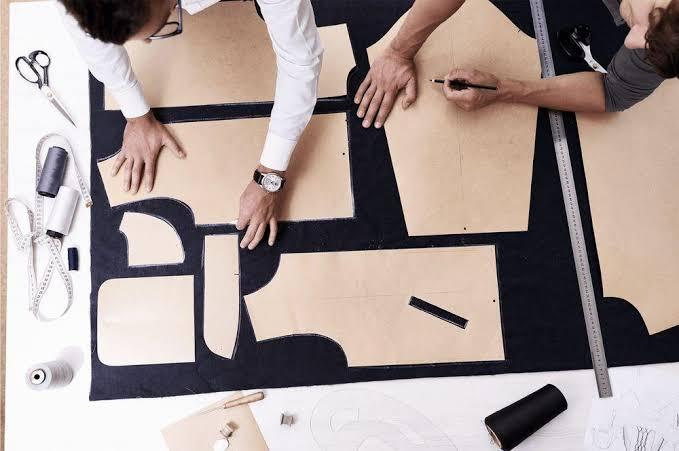 Image of Intermediate Pattern making Masterclass with Nola Saturday Saturday 20th March 2021