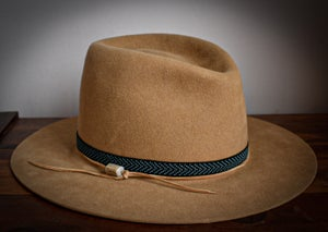 """Made to Order Hat Band - """"West"""""""