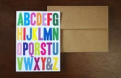 Image of Alphabet Cards