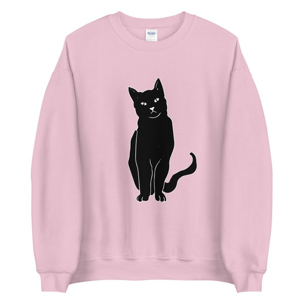 Image of KITTY CAT Unisex Sweatshirt
