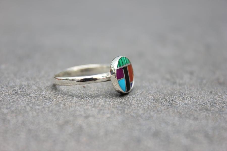 Image of Mosaic Ring