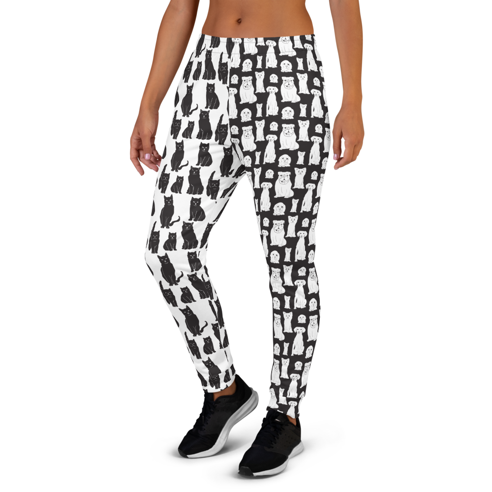 Image of CATS AND DOGS Women's Joggers