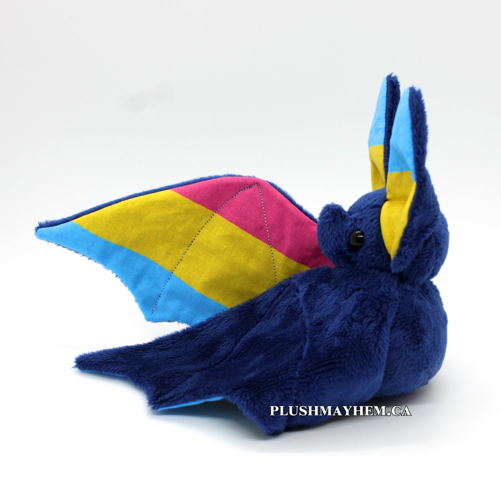 Image of Pan bat - Multiple Colour Options - Made to Order