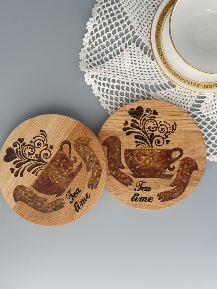 Image of Tea coaster