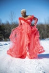 Dame Tulle Gown
