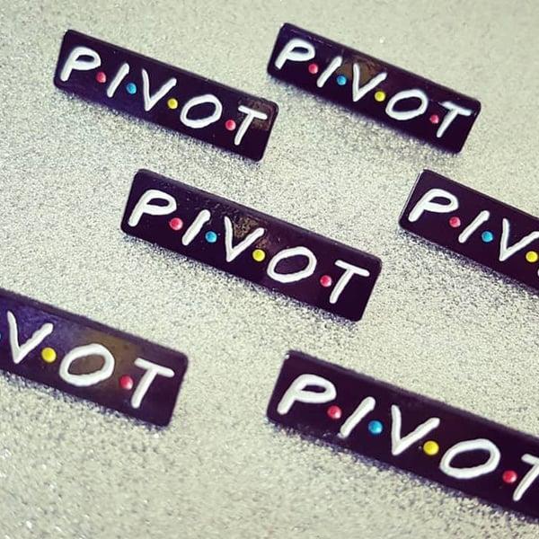 Image of friends - pivot pin's