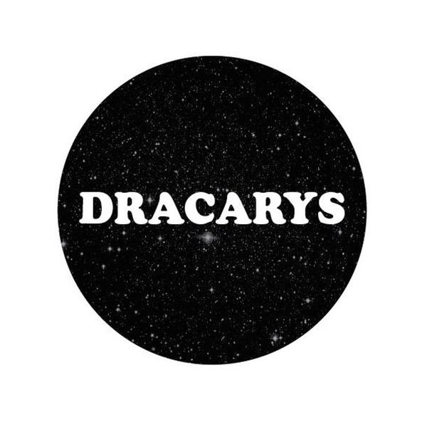 Image of badge game of thrones - dracarys