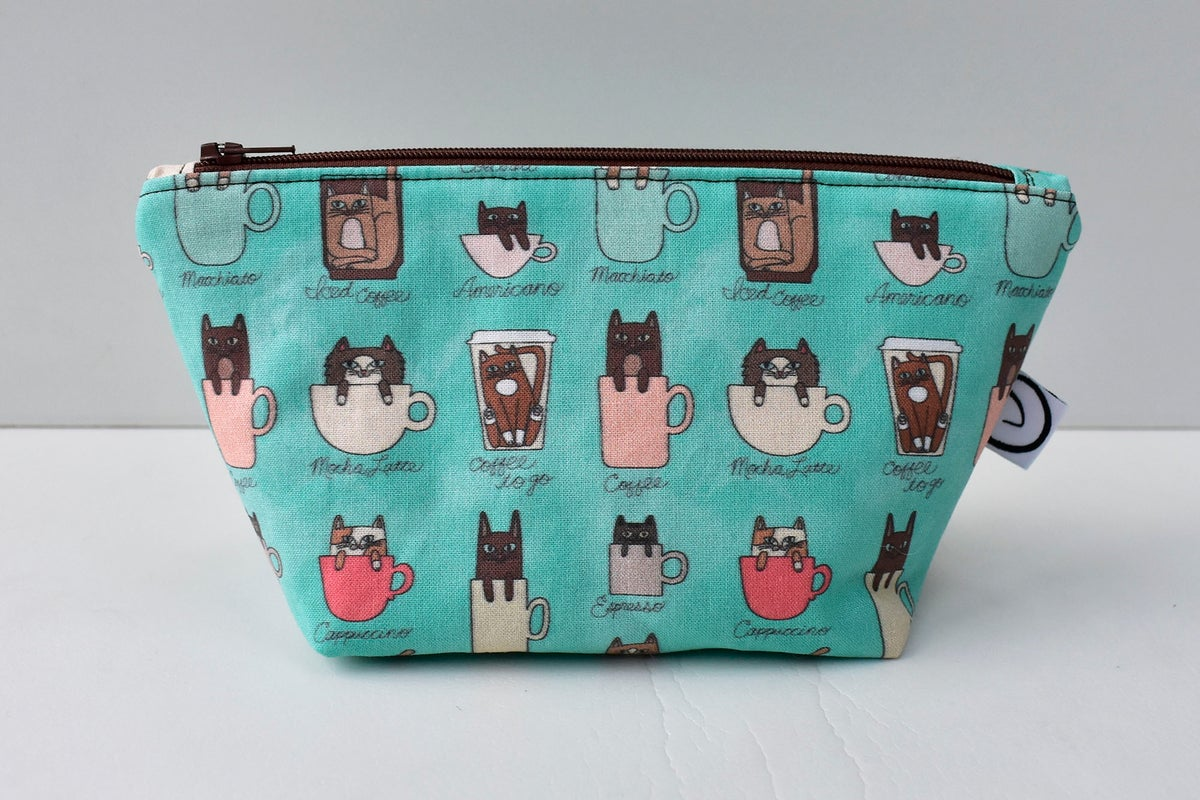 Small notions pouch