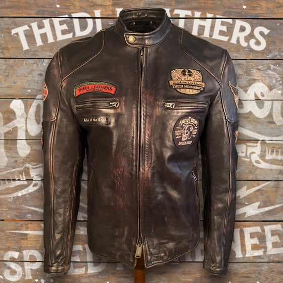 Image of THEDI LEATHERS JACKET MTC-P127922