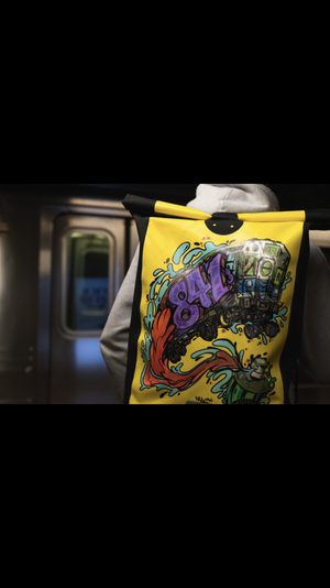 Image of Messenger 841 Collectibles x Roloworld Art