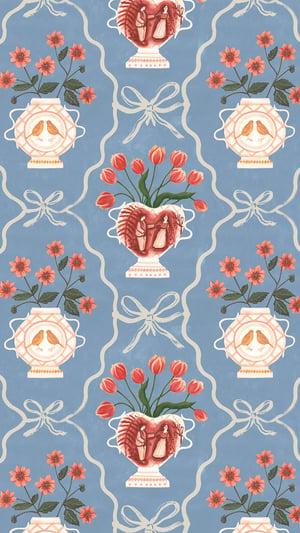 Image of Wallpaper Sample