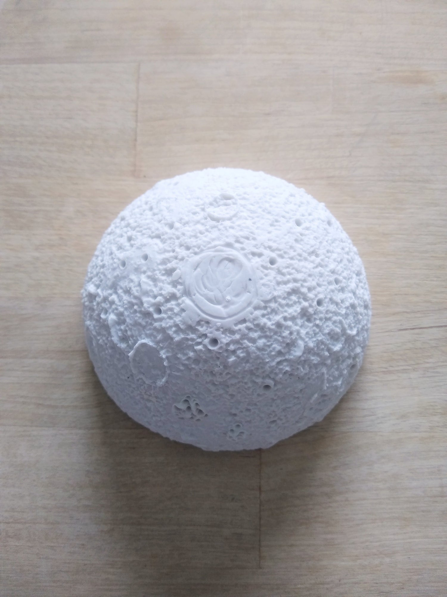 Image of Porcelain Moon Ritual Candle