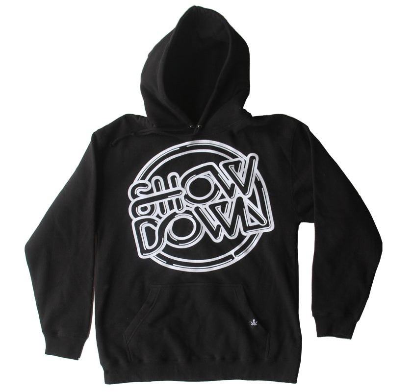 Image of Black Showtime Hoody