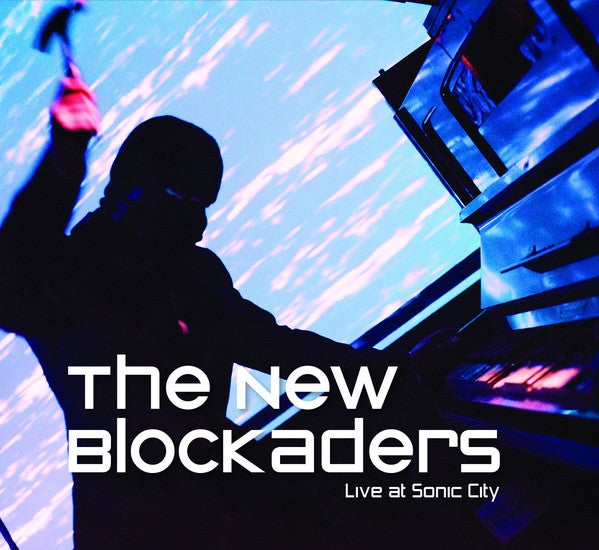 Image of The New Blockaders – Live At Sonic City CD + DVD