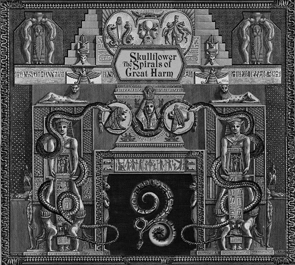 Image of Skullflower - The Spirals of Great Harm CD