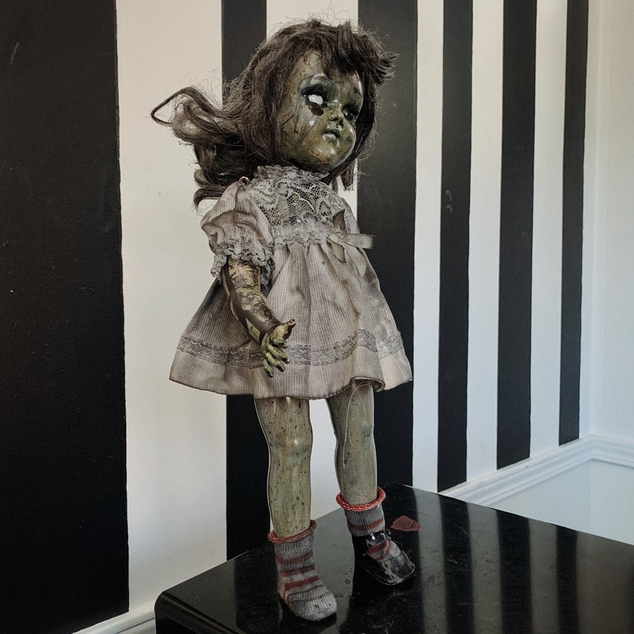 Image of Zombie Girl Doll
