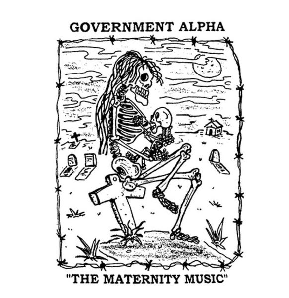 Image of Government Alpha – The Maternity Music CD