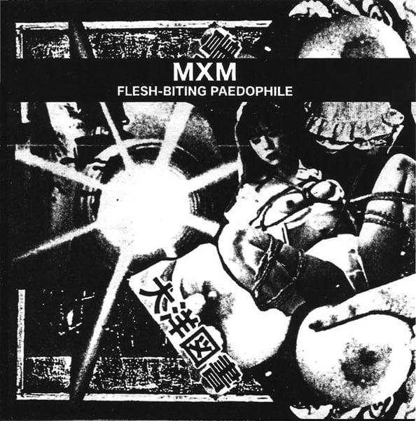 Image of MXM - Flesh Biting... CD