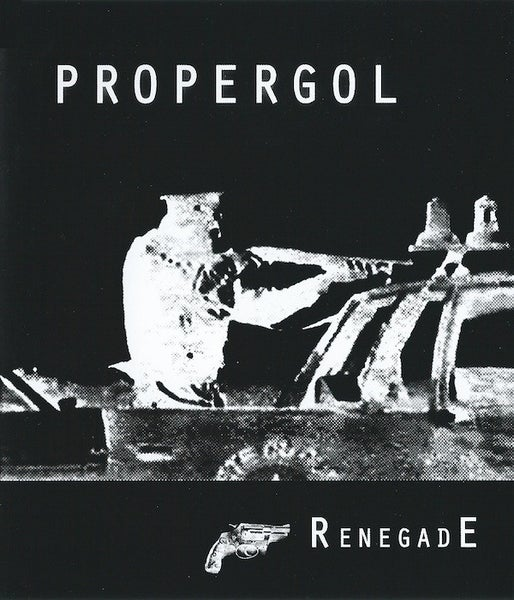 Image of Propergol ‎– Renegade CD