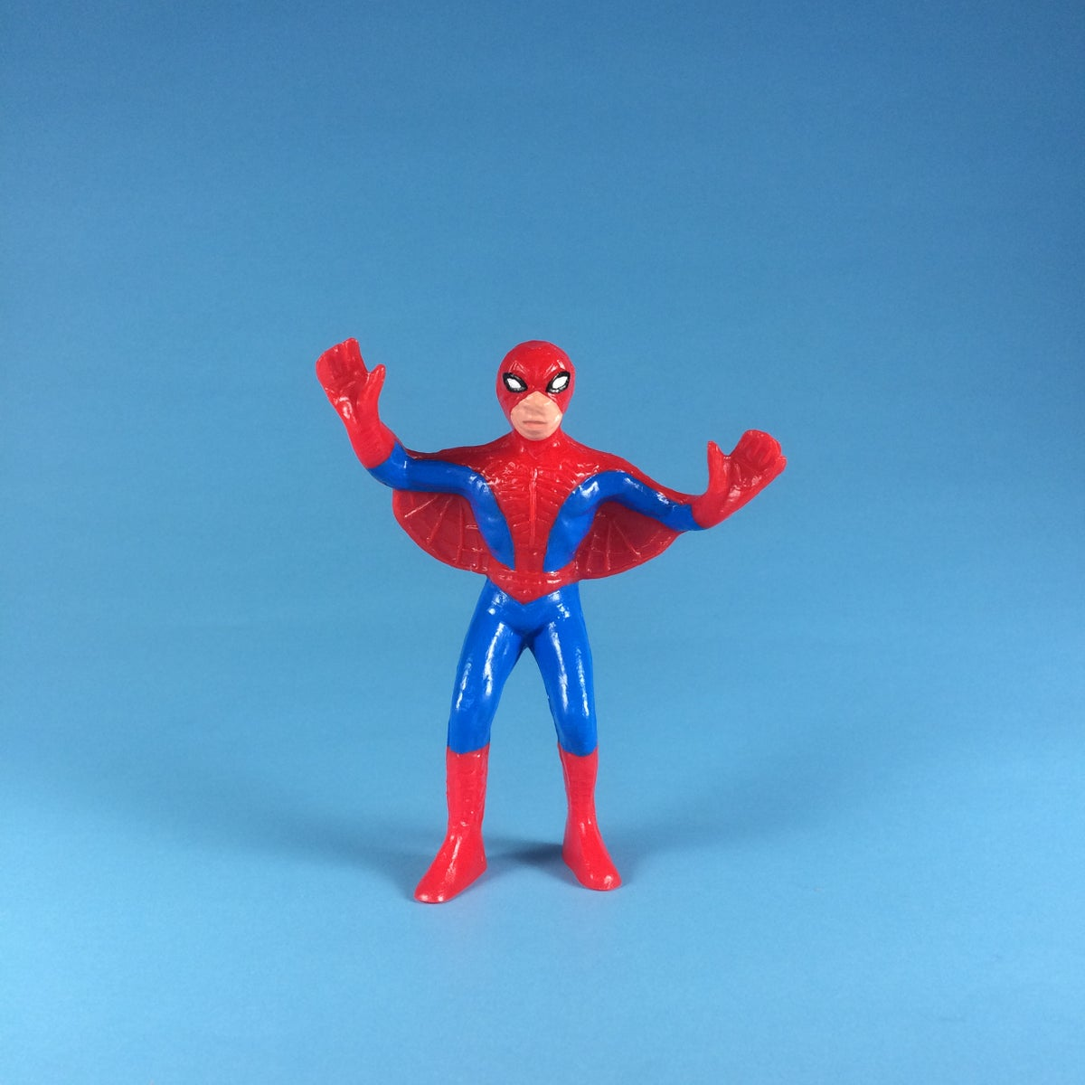Image of Luchador Spidey Bootleg Art Toy