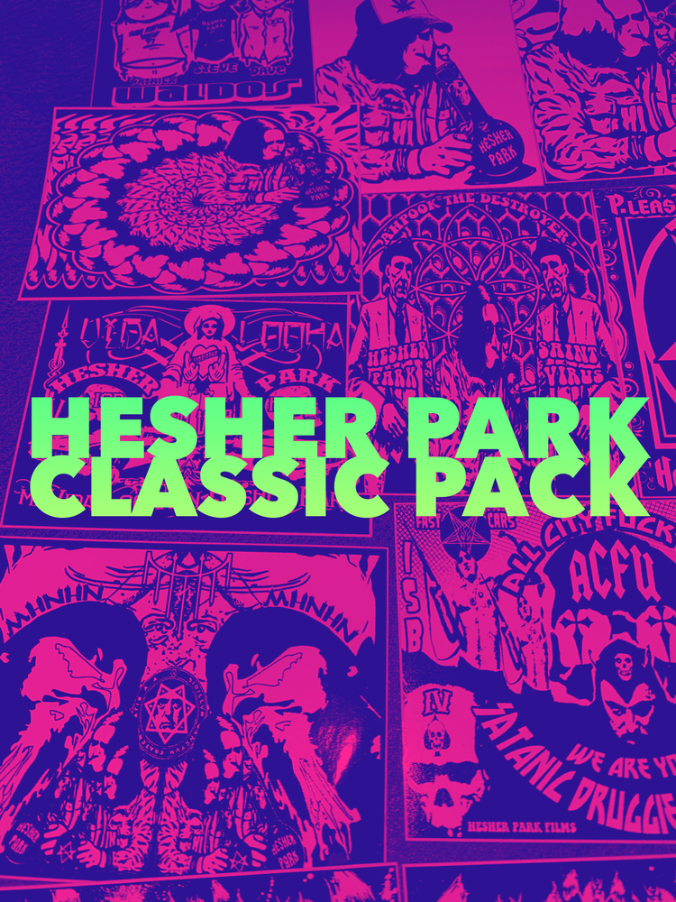Image of H⚡️P CLASSIC  STICKER PACK