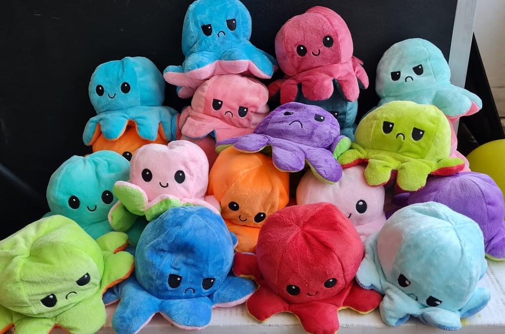 Image of Octopus Mood Plush