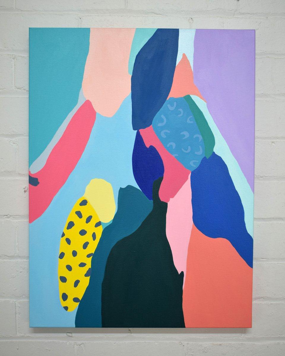 Image of Original 2017 Acrylic Painting