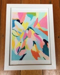 Image of A4 Print Pinks