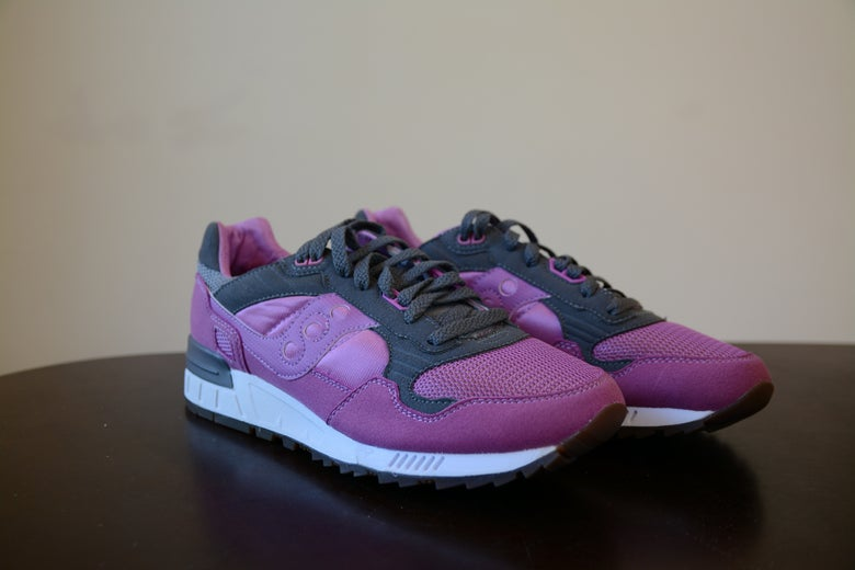 Image of Solebox x Saucony Shadow 5000 Three Brothers Pink