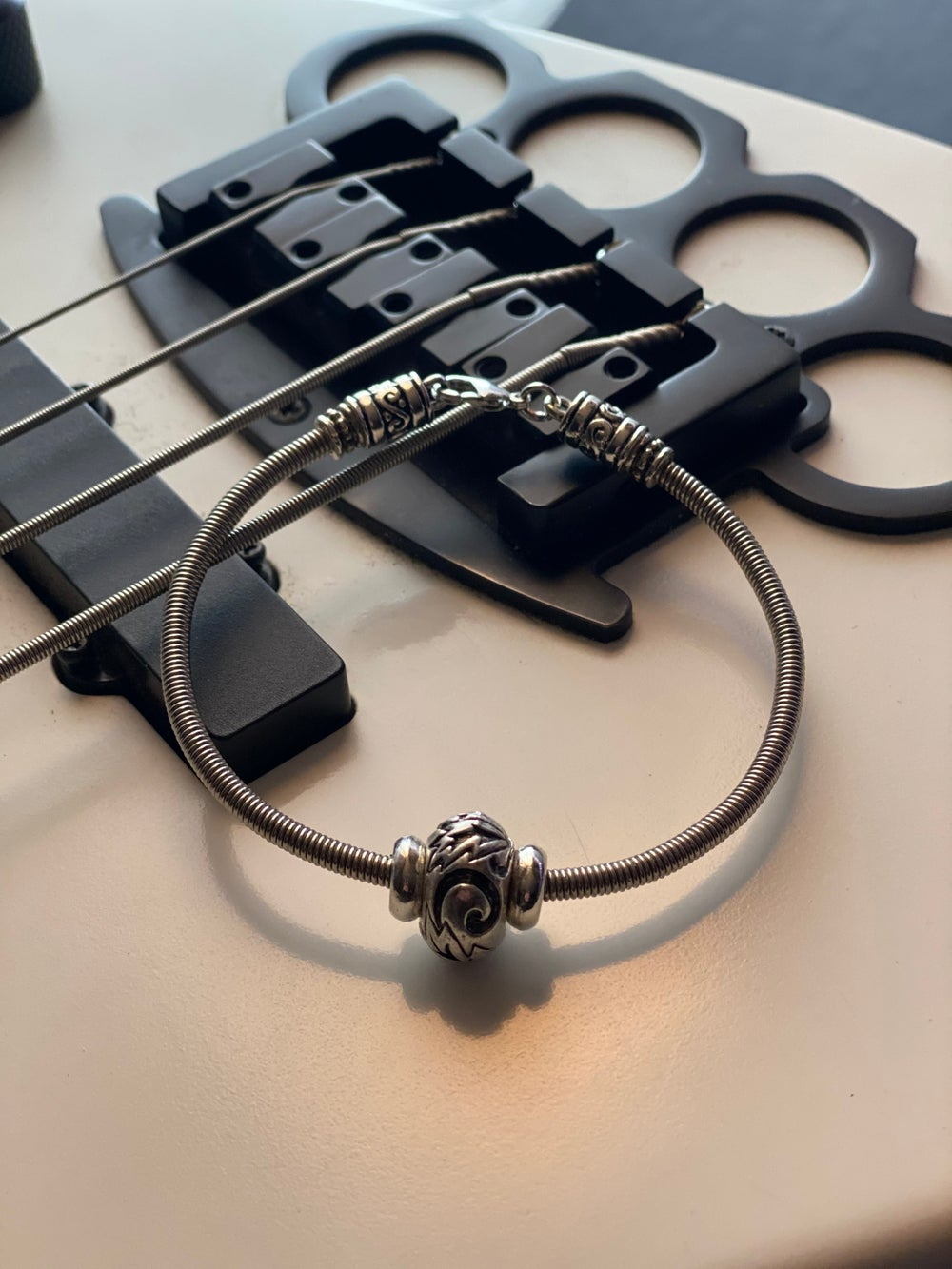 Image of B & E String Bracelet