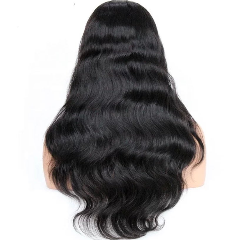 Image of Transparent  HD lace 13x4 frontal wig