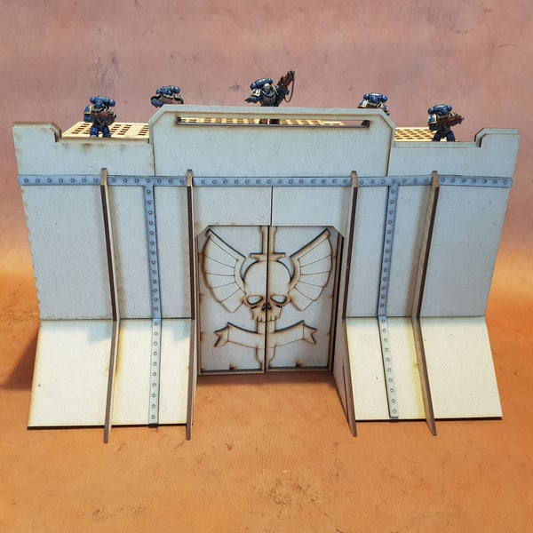 Image of Modular Fortress - Gate Section