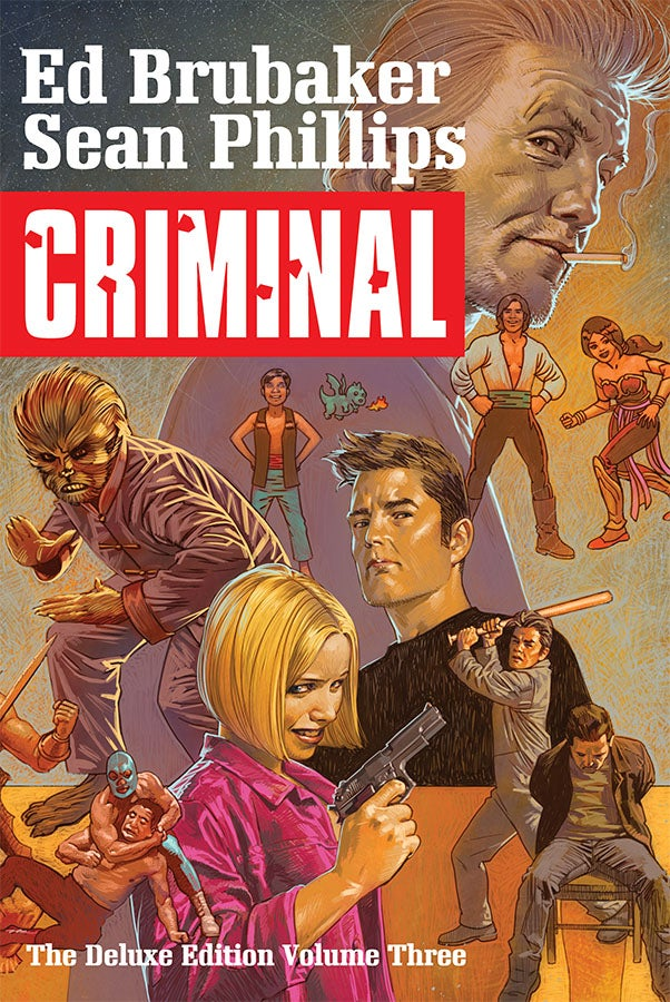 Image of Criminal Deluxe Edition Volume 3