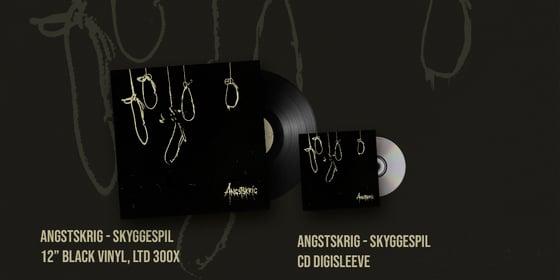 Image of Pre-Order Angstskríg - Skyggespil (LP/CD)