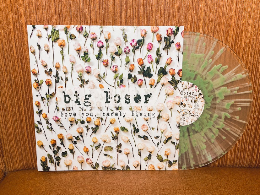 Image of love you, barely living VINYL