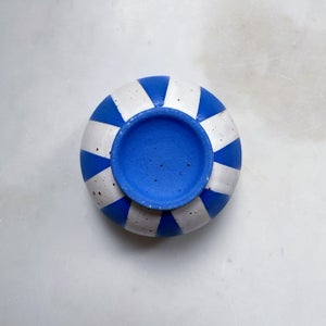 Image of Circus cup - medium / royal blue // PREORDER