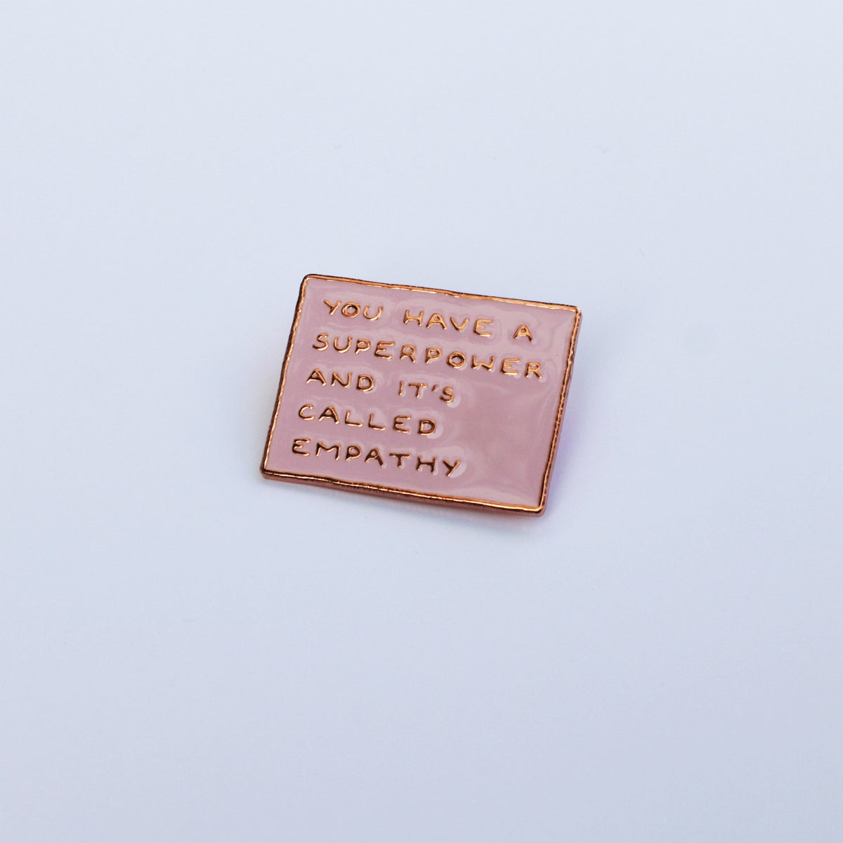 Image of Enamel Pin - A Superpower Called Empathy