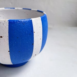 Image of Circus cup - large / royal blue // PREORDER