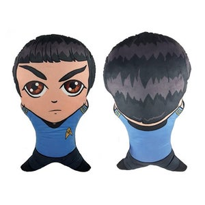 Image of Star Trek Spock Pillow