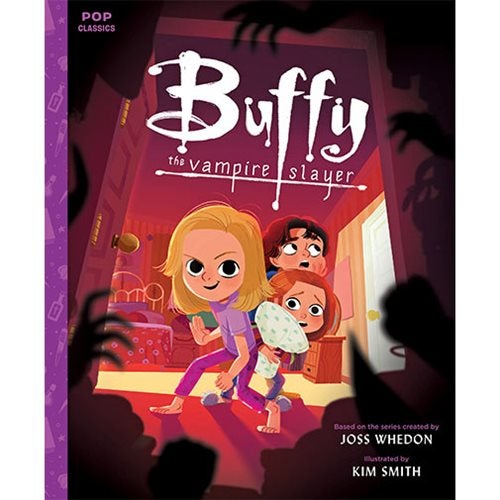 Image of Buffy the Vampire Slayer: A Picture Book Hardcover Book