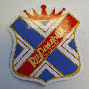 Image of Ru Peter Badge Stckers