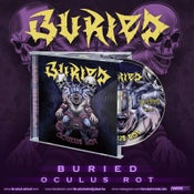 Image of BURIED -OCULUS ROT CD