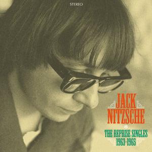 Image of Jack Nitzsche - The Reprise Singles 1963-1965 (LP)