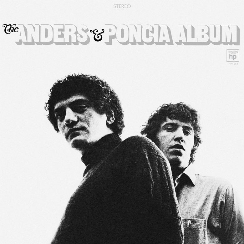 Image of Anders & Poncia - The Anders & Poncia Album (LP)