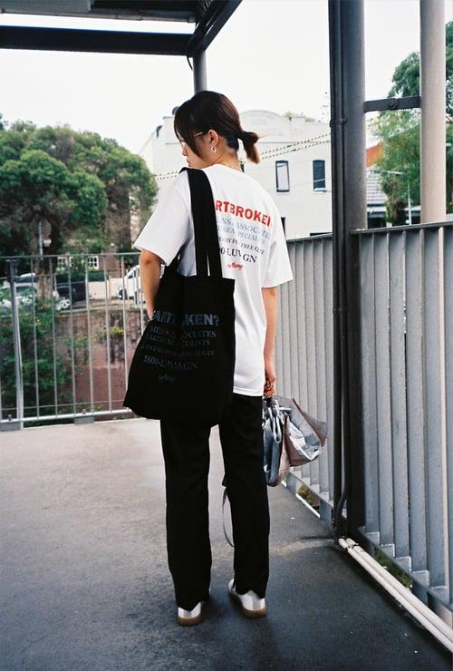 Image of Heartbroken Tote Bag