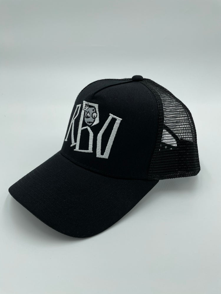 Image of Hear Me Trucker Hat