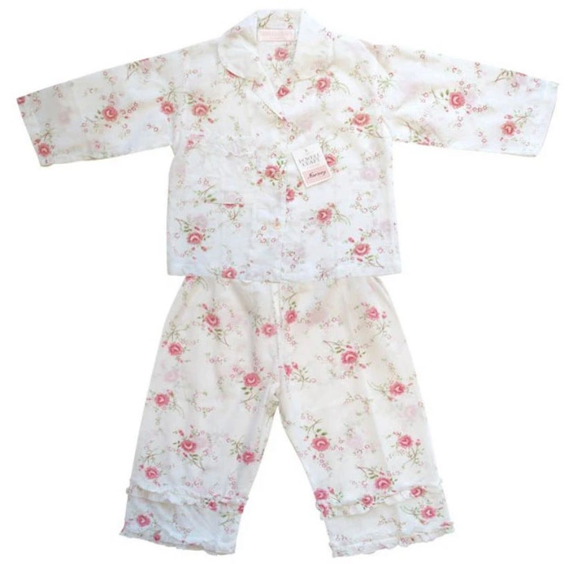 Image of Rosie Traditional Pyjamas