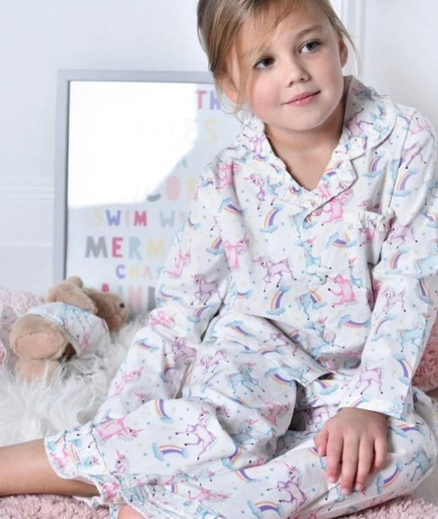 Image of Evie Traditional Pyjamas