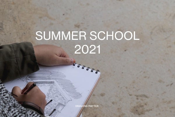 Image of Architectural Drawing Summer School 2021 Student Sponsorship
