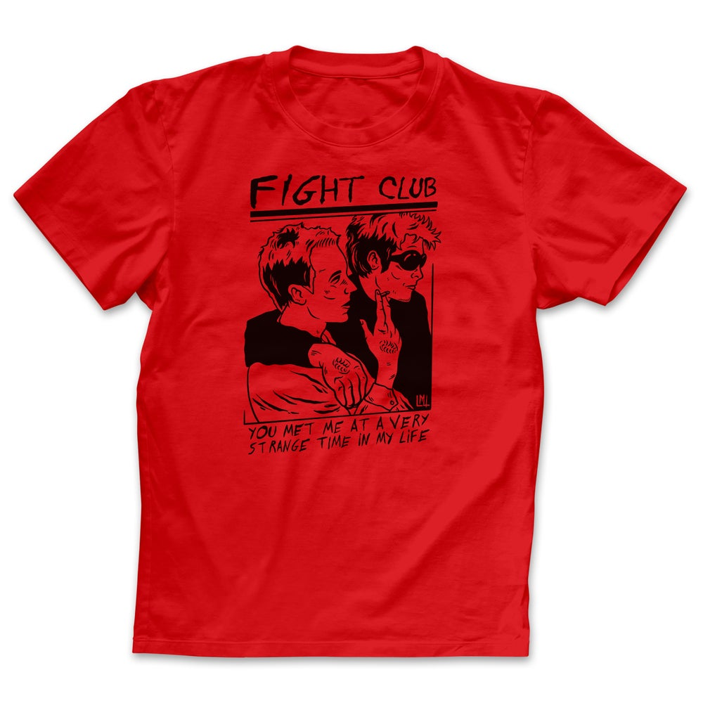 Image of Fight Club [red]